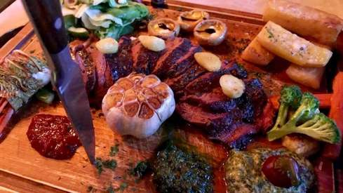Weekend grub: Is Steak by CFU worth the wait?