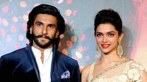 Bollywood couple Deepika Padukone and Ranveer Singh tie the knot in Italy