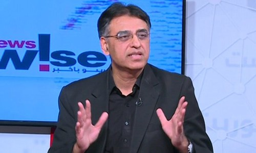 In Pakistan's interest to seek IMF programme despite help from other countries: Asad Umar