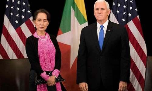 میانمار، روہنگیا مسلمانوں پر مظالم کا کوئی جواز نہیں دے سکتا، امریکا