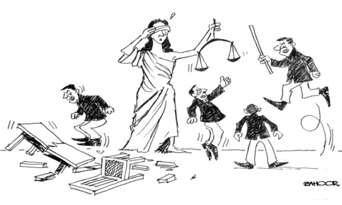 Cartoon: 15 November, 2018