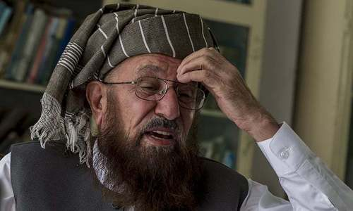 Police send letter to JUI-S leader's 'missing' secretary