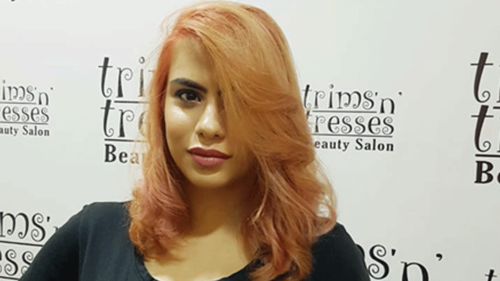 'I went from basic hair to rose gold and I have no regrets'