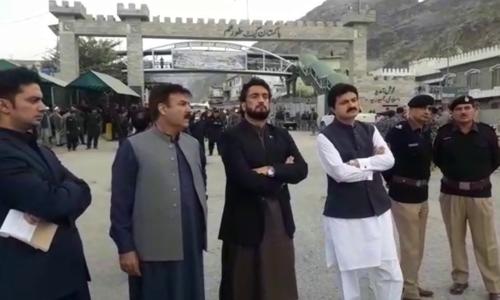 ایس پی طاہر خان داوڑ کا جسد خاکی پاکستانی حکام کے حوالے
