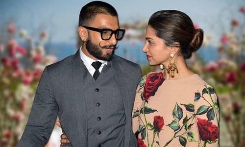 رنویر اور دپیکا نے 24 گھنٹے بعد شادی کی تصاویر شیئر کردیں