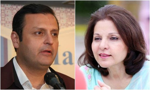 PTI-backed Waleed Iqbal and Seemi Ezdi get elected to Senate from Punjab