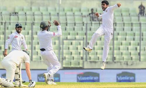 Taylor's grand heroics in vain as Bangladesh level series