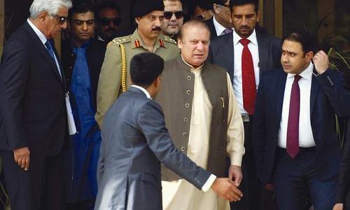 Nawaz denies transaction with Qatari prince
