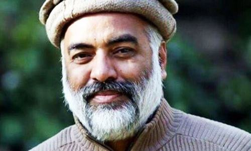 Journalist Nasrullah Khan is in jail and no valid reasons have been provided