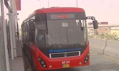 ملتان میٹرو بس منصوبہ، نیب نے 'دی نیوز' کے دعووں کو مسترد کردیا