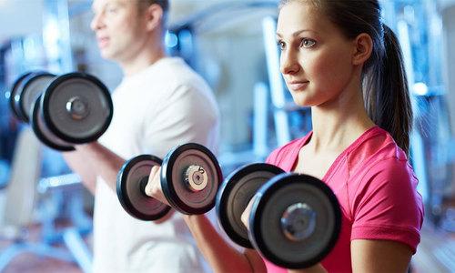 ویٹ لفٹنگ دل کو مضبوط بنانے کے لیے فائدہ مند ورزش