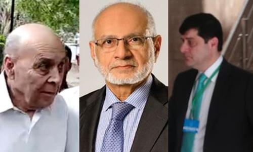 جعلی اکاؤنٹس کیس: انور مجید، عبدالغنی مجید، حسین لوائی کو کراچی سے منتقل کرنے کا حکم