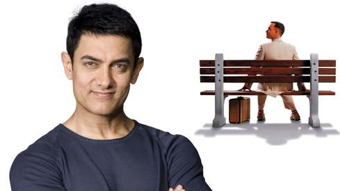 Is Aamir Khan working on a Bollywood Forrest Gump?