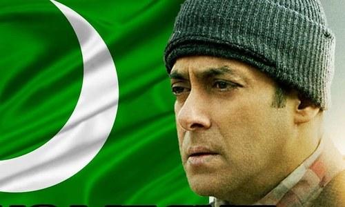 سلمان خان کو 'بھارت' میں پاکستانی جھنڈا لہرانا مہنگا پڑ گیا