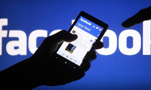 فیس بک صارفین کے ڈیٹا کے حصول کیلئے بھارتی حکومت کی درخواستوں میں اضافہ