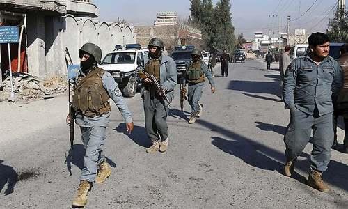 افغانستان: طالبان کا پولیس چوکی پر حملہ، 5 اہلکار ہلاک