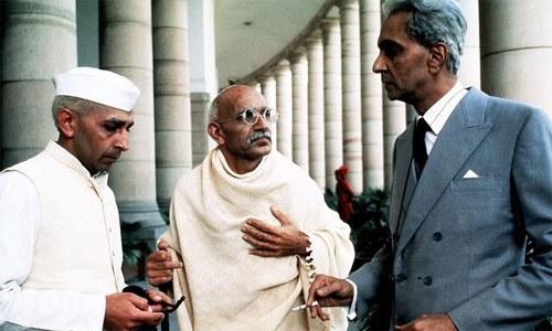 'گاندھی' کے 'جناح' ممبئی میں انتقال کر گئے