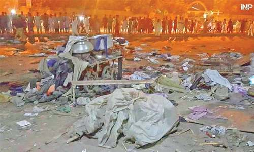 Law enforcers see sub-nationalist groups behind Quaidabad blast