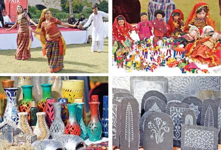 Fair celebrates cultural diversity of Pakistan