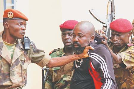 Former militia leader of Central African Republic extradited to face ICC trial