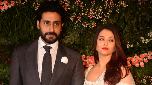 Abhishek Bachchan shares his love for Aishwarya Rai in new Instagram post