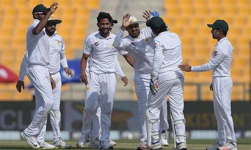 Hasan, Yasir set Pakistan on victory path in first Test against New Zealand