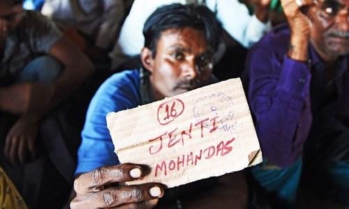 سمندری حدود کی خلاف ورزی، 12 بھارتی ماہی گیر گرفتار