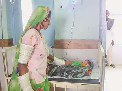 Taluka hospital striving to help Nagarparkar mothers, their babies