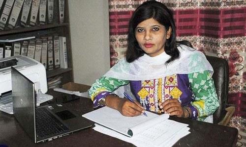 پاکستانی سینیٹر کرشنا کماری دنیا کی 100 متاثر کن خواتین میں شامل