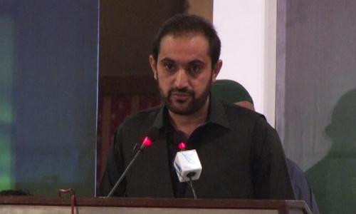 قدوس بزنجو کا بلوچستان اسمبلی کے اسپیکر کے عہدے سے مستعفی ہونے کا فیصلہ