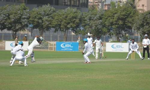 Mehran, Ilyas give Peshawar decisive edge