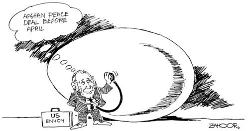 Cartoon: 20 November, 2018