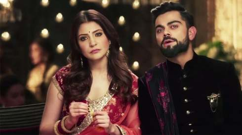Anushka and Virat are still in their honeymoon phase and this TVC is proof