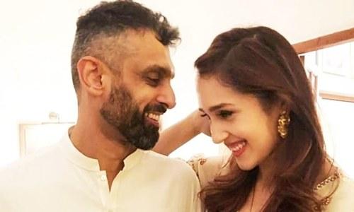 اداکارہ میرا سیٹھی نے دیرینہ دوست سے منگنی کرلی