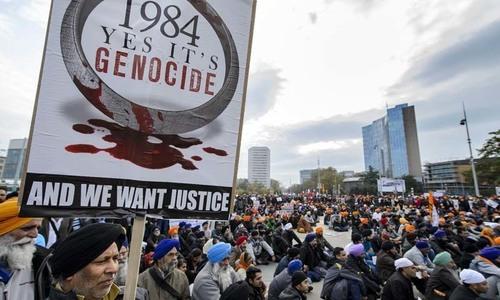 1984 فسادات: سکھوں کے قتل کے جرم میں 'پہلی' پھانسی