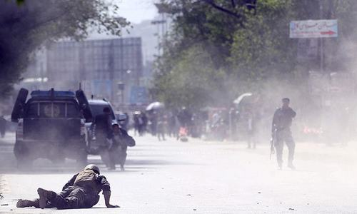 40 killed in blast at religious gathering in Kabul: health ministry