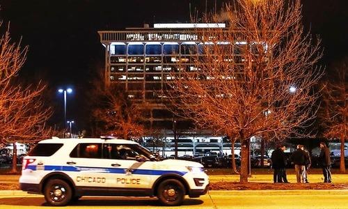 شکاگوہسپتال میں فائرنگ سے خواتین سمیت 4 افراد ہلاک