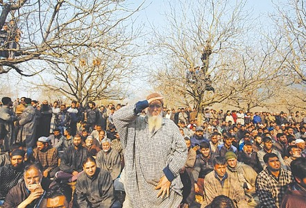 Prominent leader killed in held Kashmir
