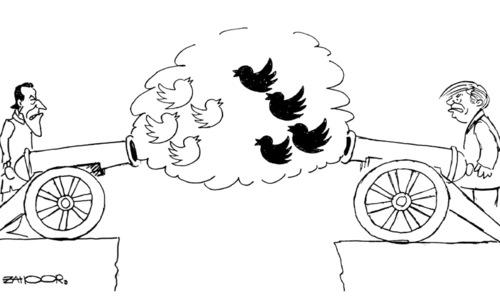 Cartoon: 21 November, 2018