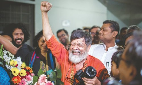 Bangladeshi photographer freed after months in detention