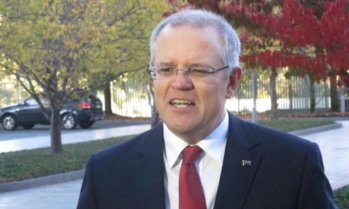 Australia PM, Muslim leaders spar over his terror comments