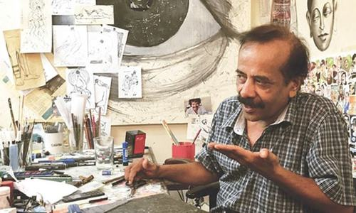Renowned cartoonist Feica hospitalised
