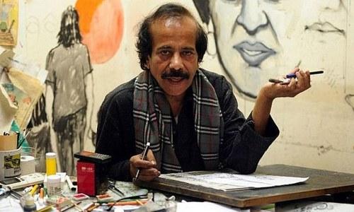 وزیراعلیٰ سندھ کا کارٹونسٹ فیکا کی صحتیابی کیلئے نیک تمناؤں کا اظہار