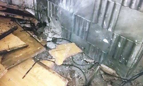 چمن کی مسجد میں دھماکا، متعدد افراد زخمی