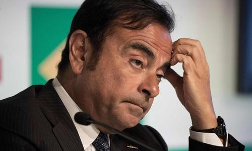 Nissan drives out Ghosn after arrest