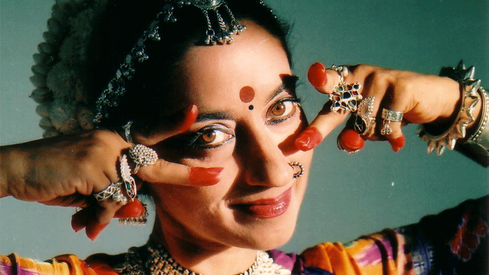 Sheema Kermani fights the patriarchy through dance in With Bells On Her Feet