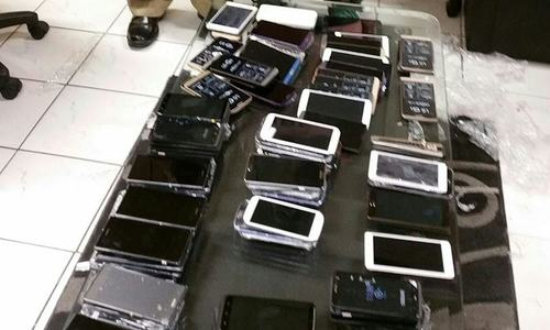 Cabinet settles on deadline for illegally imported phones