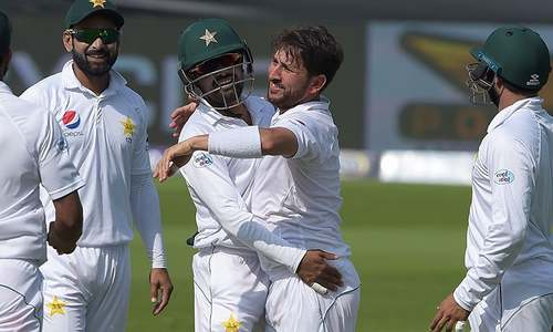 Pakistan sniff win as Yasir spin destroys New Zealand in second Test