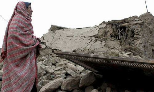 More than 700 hurt in Iran quake