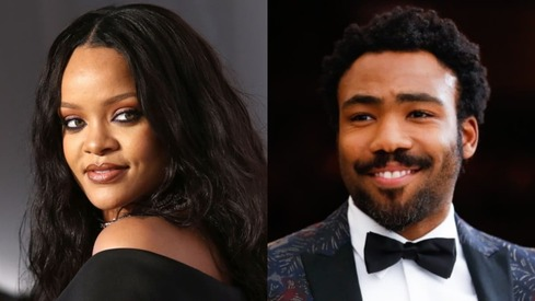 Trailer for Rihanna and Childish Gambino's movie leaked online